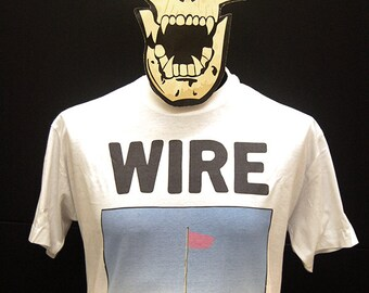 Wire - Pink Flag - T-Shirt