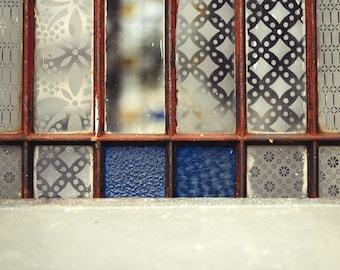 Chapel Window, original fine art photography, print, landscape, nature, 8x12, hungary, chapel, religion, apátfalva, church, alföld, white