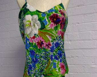 80s Night Gown / Victoria's Secret Slip / Vintage Lingerie from Carnival of Fashion