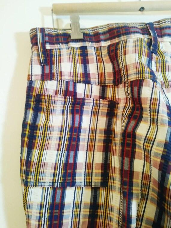 Vintage 70s bell bottom pants / 70s bell bottom p… - image 6