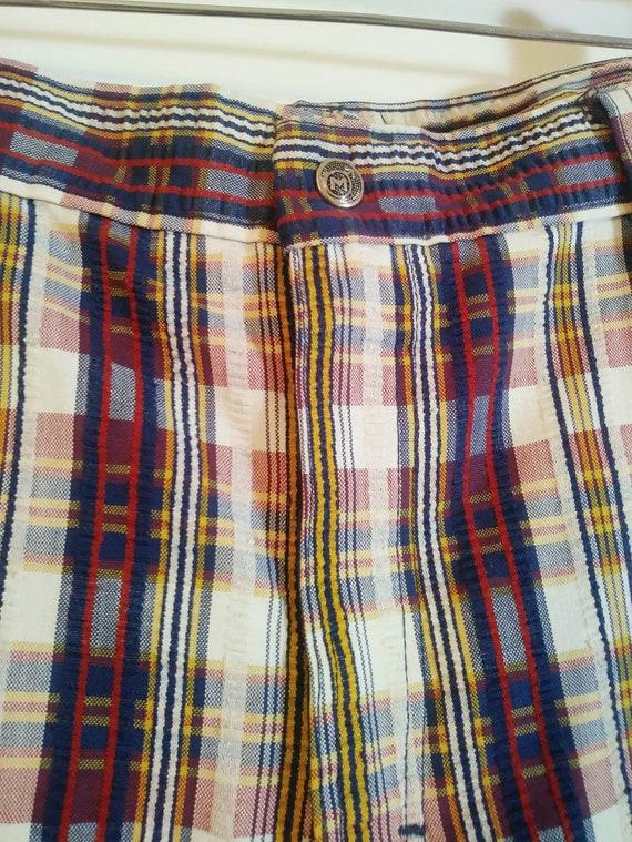 Vintage 70s bell bottom pants / 70s bell bottom p… - image 3