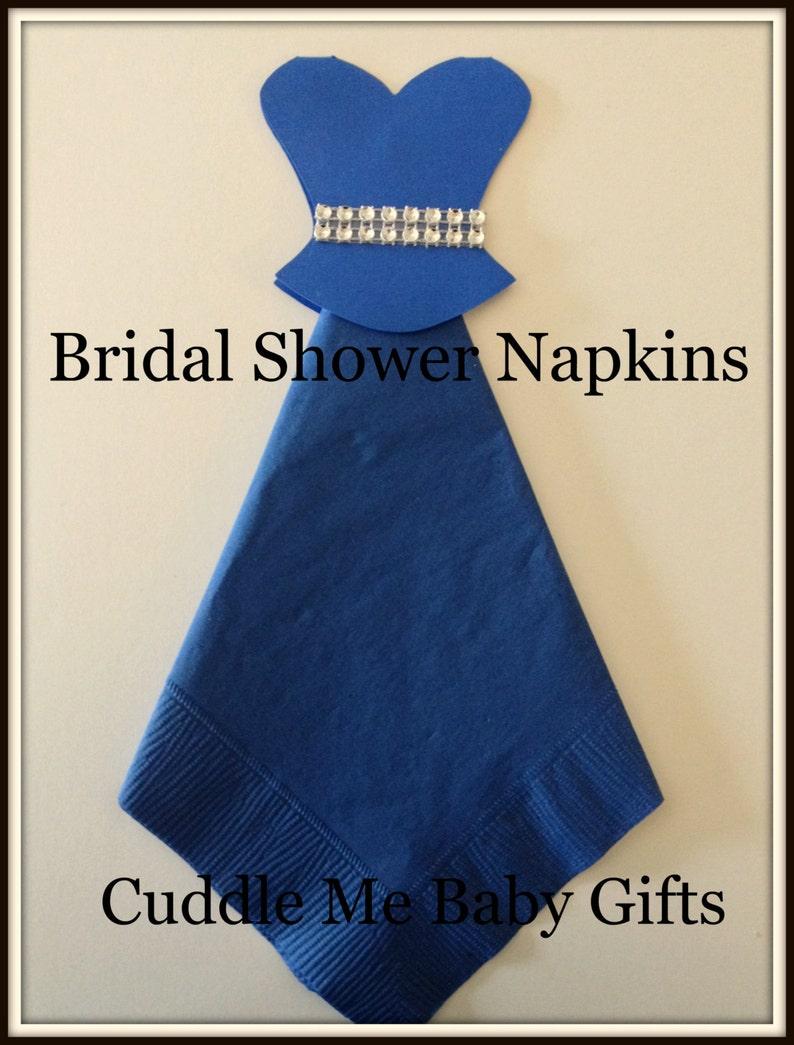 Bridal Shower Decorations-Wedding Dress Bridal Shower image 0