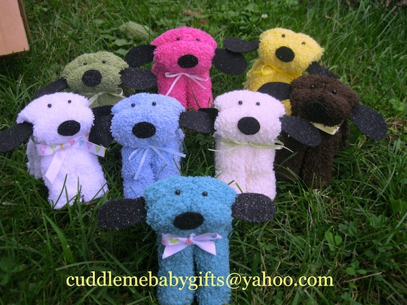 Puppy Baby Shower Favors Puppy Baby Shower Decor Puppy Etsy