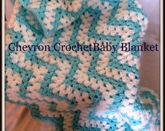 Crochet Blanket-Crochet Baby Blanket-Handmade Crochet Baby Blanket-Baby Blanket-Neutral Baby Gift-Neutral Blanket-Baby Shower Gift-Neutral