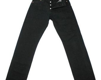 Black Mom Jeans Etsy