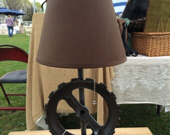 John deere lamp etsy tractor part table lamps john deere corn planters free shipping aloadofball Images
