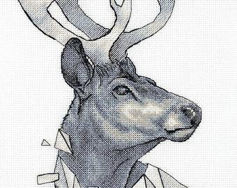 NEW UNOPENED Russian Counted Cross Stitch Kit Panna SO-1856 Health Mandala Mascot Signs Hieroglyphics