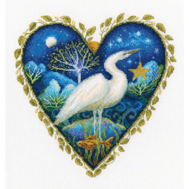 Counted Cross Stitch Kit RTO The gift