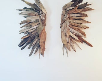 Fear Knot Angel wings