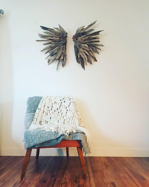 Driftwood Angel Love Angel Wings Driftwood Art Driftwood