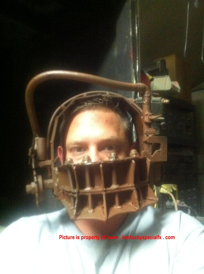 SAW Amanda Reverse Beartrap Movie Prop Replica SCREEN ACCURATE image 0