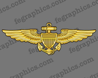c0d2aacee27 Naval Aviator Wings