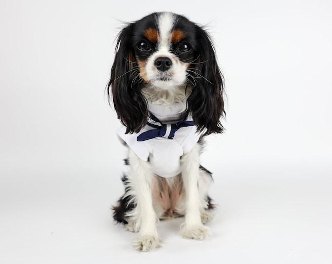 Dog Nautical Sailor Shirt