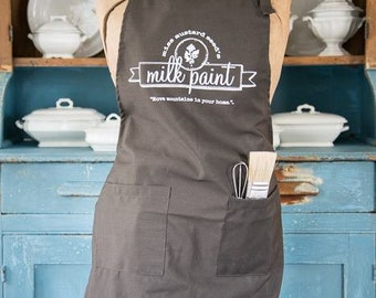 Miss Mustard Seed Apron