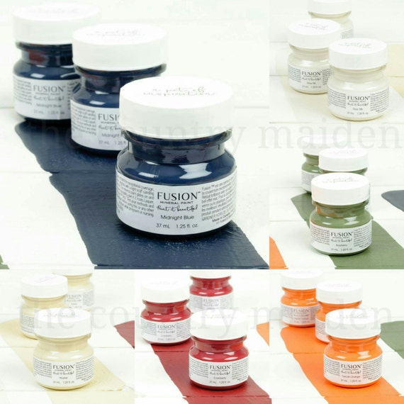 Explore Colors Gold Fusion: Fusion Mineral Paint 37ml All Colors Available Same Day