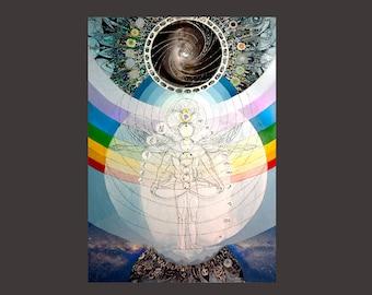 Macro cosmic tuning chart