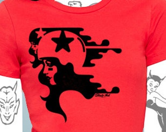 Red Jammer Shirt
