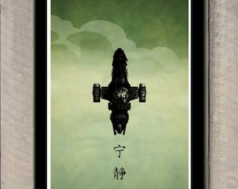 Firefly Serenity poster