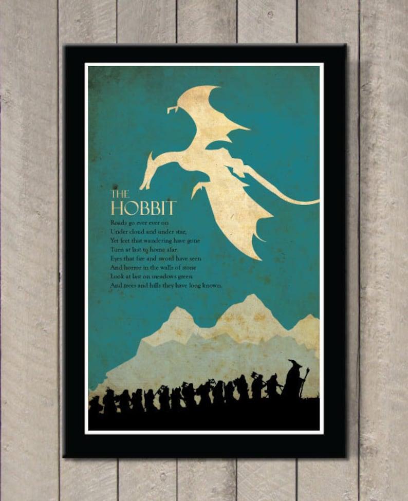 Poster A3 El Señor De Los Anillos The Lord Of The Rings Pelicula Film Cartel 04