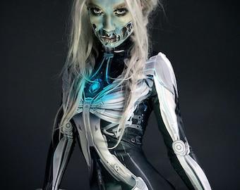 Robot Costume Etsy