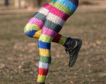 16862bc60c5b6e Yoga Leggings, Yoga Pants, Printed Leggings, Wool Leggings, Womens Yoga  Pants, Funny Leggings, Sexy Leggings for Women, Yoga Wear Women