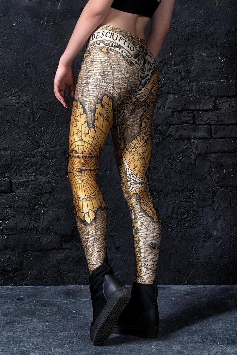 d581c5a1ba2 Printed Leggings Women Leggings Funky Leggings Women Crazy