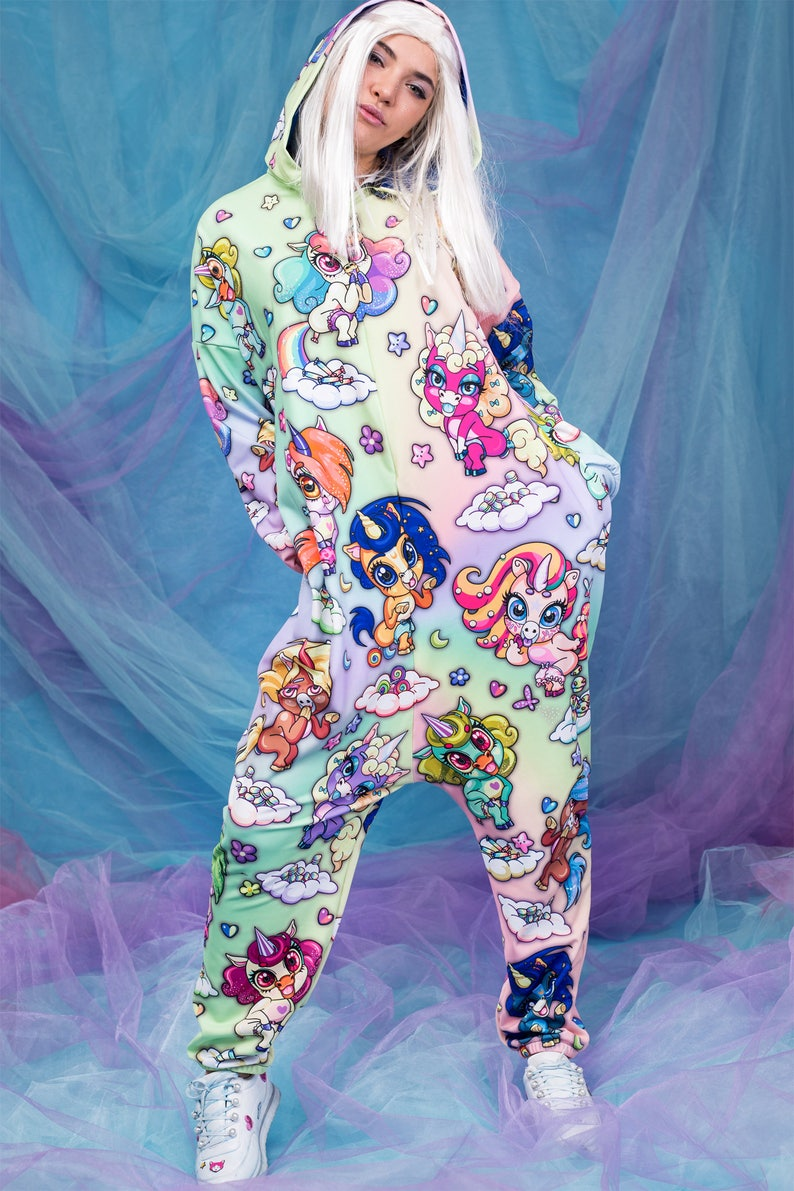 71f08a6b0d Adult Onesie Harajuku Clothing Women Romper Gift for Her