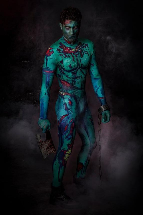 Halloween Costumes Scary Men.Men S Zombie Costume Halloween Costumes For Men Mens Cosplay Costume Men Halloween Costume Men S Scary Costume Adult Halloween Costume