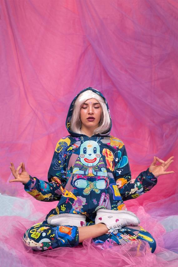 Erwachsenen Pyjama insgesamt Kapuze Body für Frauen Plus Größe | Etsy