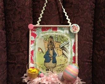 Peter Rabbit Easter Decor