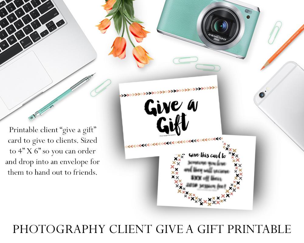 Fotograf-Client-Überweisung-Programm / Fotografie Client   Etsy
