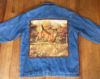 Vintage Majestic Deer Gap Jean Jacket