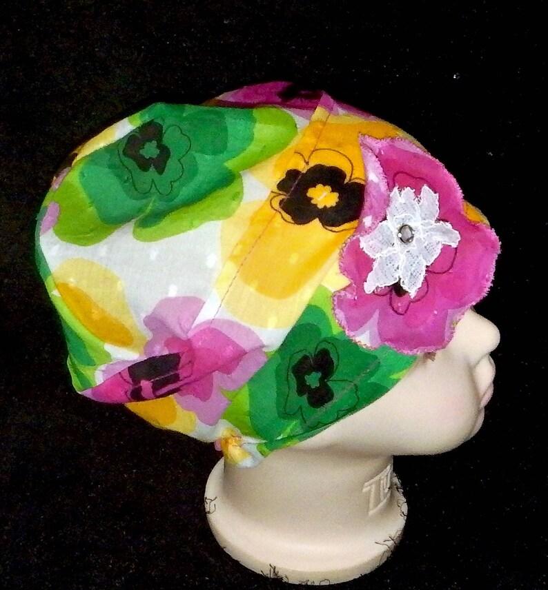 kids cancer Babies headwear,babies hats handmade. kid chemo headwear summer hat alopecia cap kids head cover summer scarf