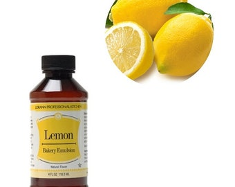 Bakery - lemon - 118 ml emulsion
