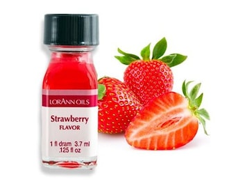 Extra strong aroma - Strawberry - 3.7 ml
