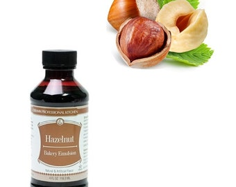 Bakery - hazelnut - 118 ml emulsion