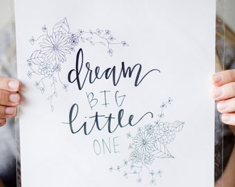 Dream Big Little One [Digital Download]