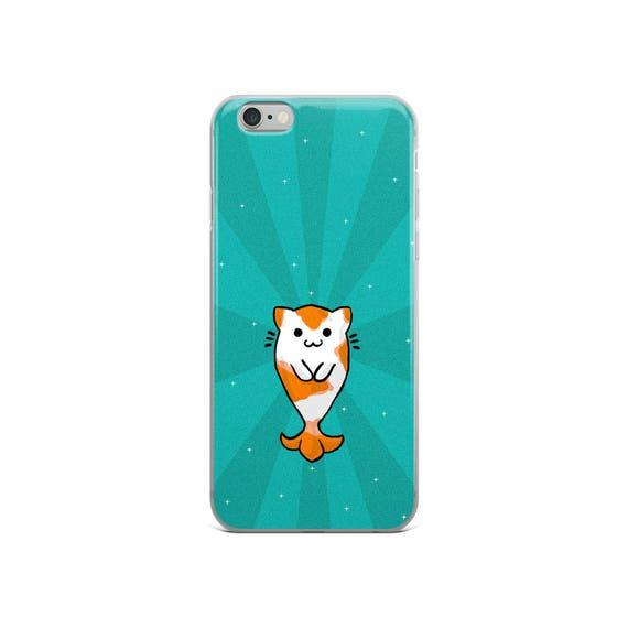 Bookish Cat in Winter 2 iphone case