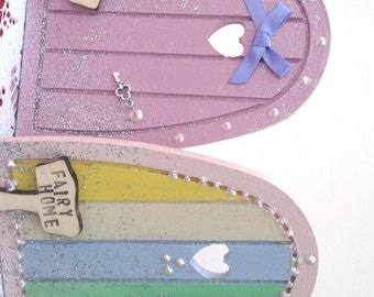 Fairy/Faerie door, magical mini door for decoration/perfect for little girls