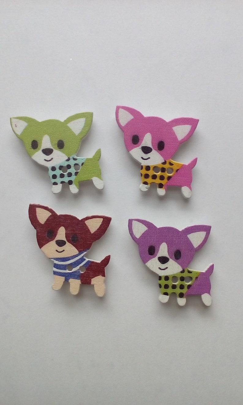 Beware of Chihuahua Dog Breed Cute Fridge Magnet