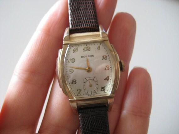 Χρονολογήσεις vintage Benrus ρολόγια