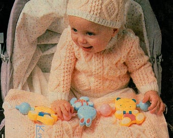a3538c7c9e6c Pram covers knitted