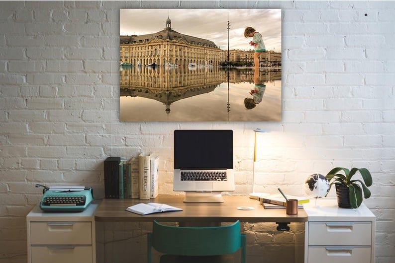 Limited edition / Large Scale Art Print  Unique  70x50  image 0