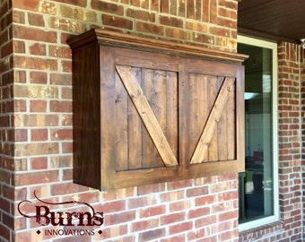 Bon Outdoor TV Cabinet