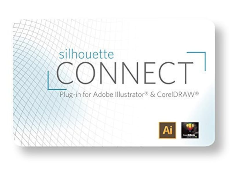 Silhouette Connect Adobe Illustrator Or Corel Draw Plug In Etsy