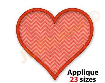 Heart Applique Embroidery Design. Heart embroidery design. Embroidery design heart. Applique design heart. Love applique. Machine embroidery