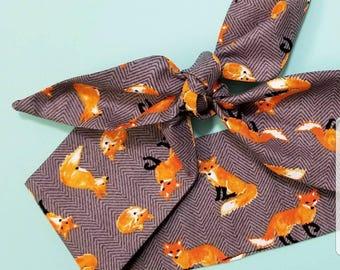 Mr.Fox Vintage Inspired Headband