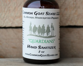 Guardians All Natural Hand Sanitizer