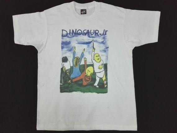 Vintage 90s DINOSAUR Jr 50/50 T Shirt Nirvana Mudh
