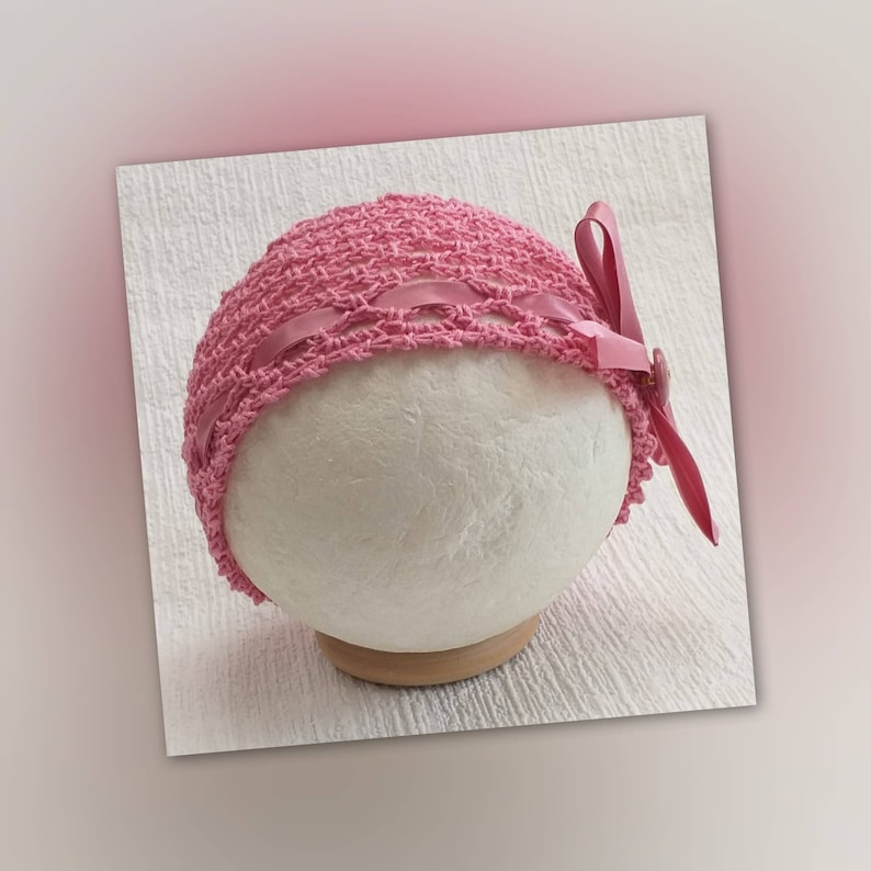 Newborn hat Gloria.